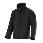 Snickers 1118 Winter Jacket Multi-pockets Quilted Ergonomic Coat Black
