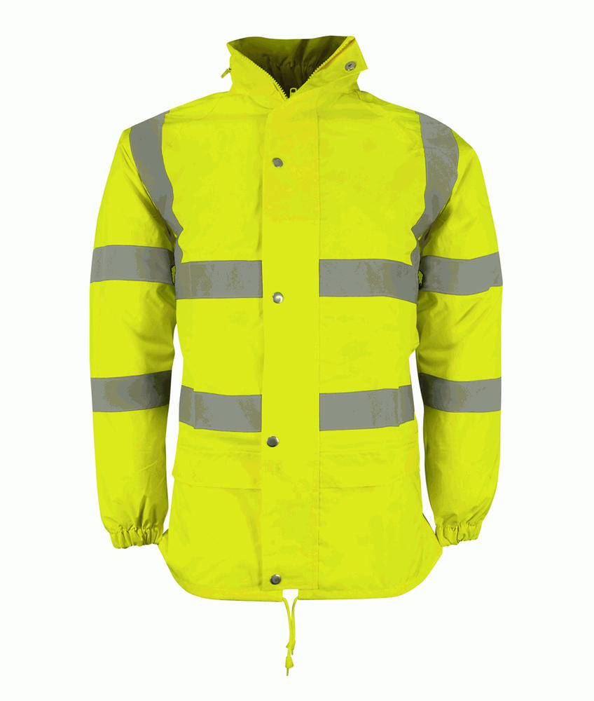 Orbit International Falcon Hi Vis Lightweight Waterproof Rain Jacket