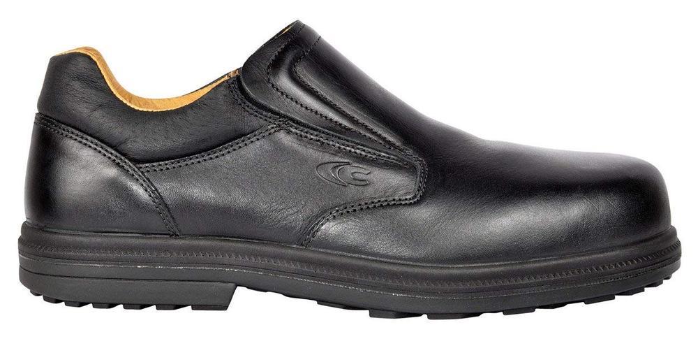 Cofra Worthing S3 SRC Metal Free SLip On Safety Shoes Black