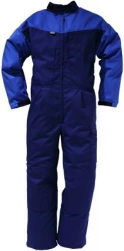Snickers Workwear 6023 Polycotton Coverall Navy - Safety/ Protective Clothing Size: Small