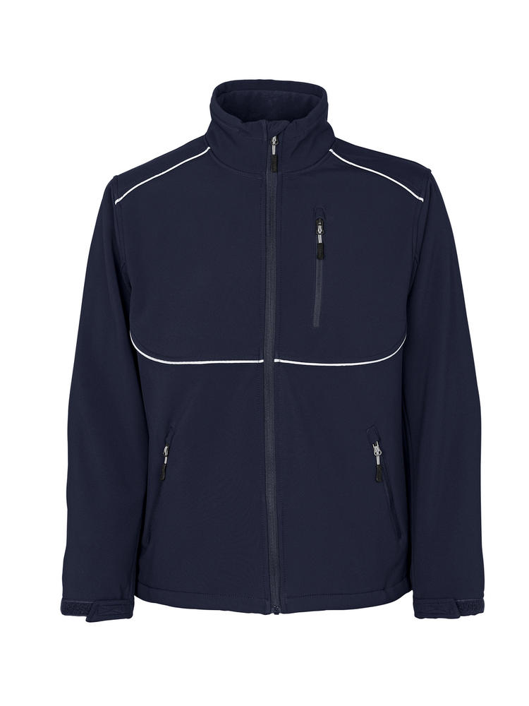 Mascot Tampa BreathableWater-repellent Softshell Jacket Navy, Size - Large