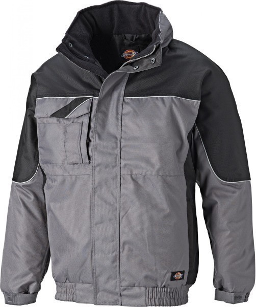 Dickies Industry Men Winter Jacket Waterproof Bomber, Size - Small