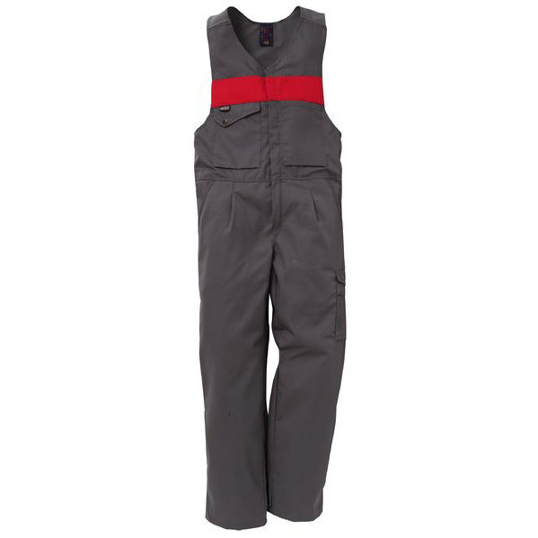 Snickers Workwear 0443 Polycotton One Piece 35'' - Grey