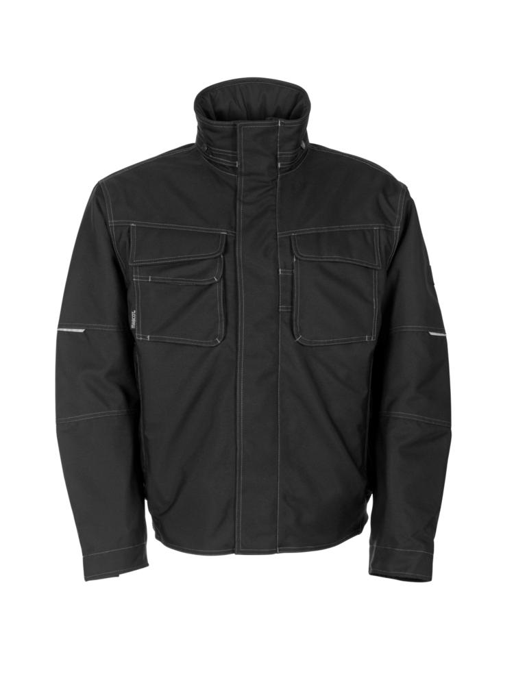 Mascot Mataro 05035-025 Breathable, Wind & Waterproof, Men Work Jacket Black, Size - XXL