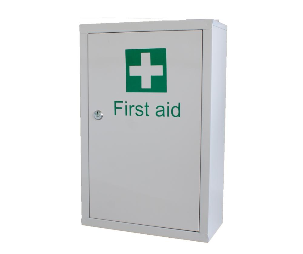 Medguard First Aid Cabinet