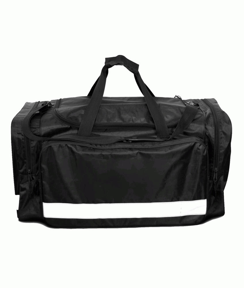So Safe SS6200 Large Holdall with Reflective Tape - Black