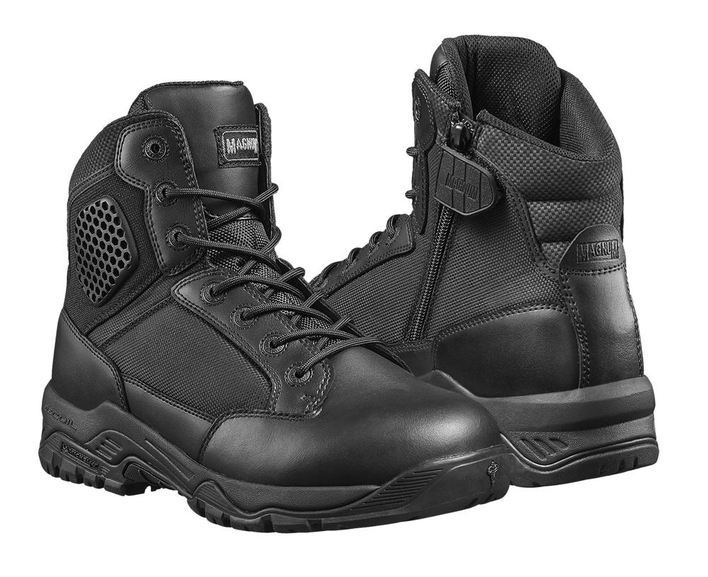 Magnum Strike Force 6.0 Composite Toe & Midsole Plate Waterproof S3 Side-Zip Safety Boots