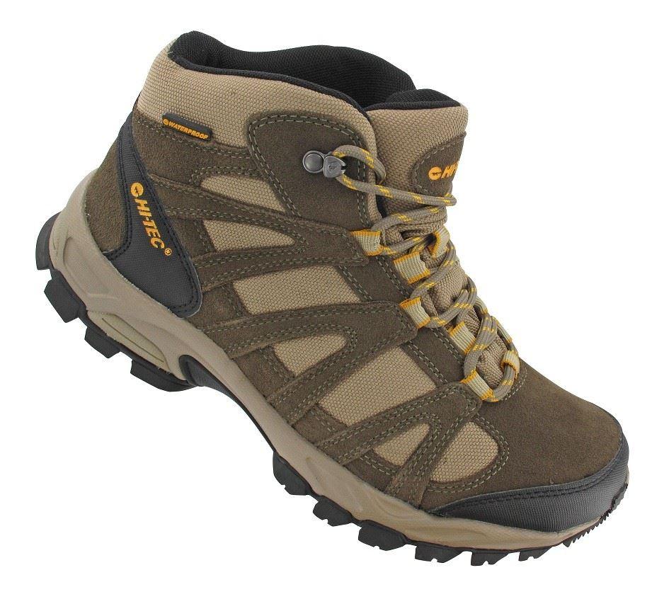 Hi-Tec Men's Waterproof Men's Walking Boot Brown