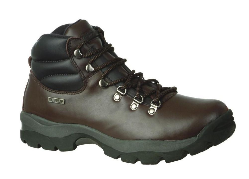Hi-Tec Eurotrek Waterproof Men's' Hikers Boot