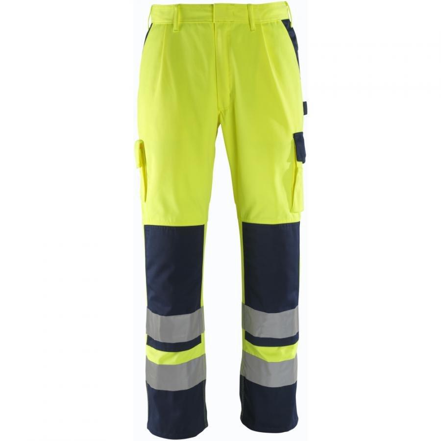 Mascot 07179 Olinda Knee Pad Pockets Teflon Finish Work Hi Vis Trousers