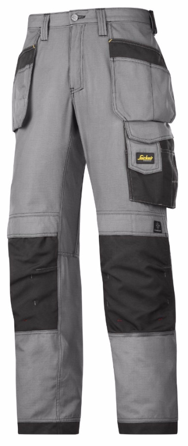 Snickers Workwear 3213 Craftsmen Holster Pocket Trousers Size 33 Short