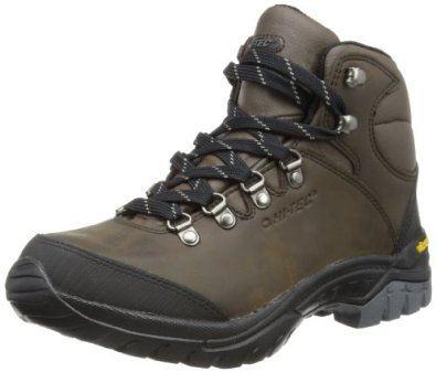 Hi-Tec Jura Waterproof Womens Hiking Boot Brown
