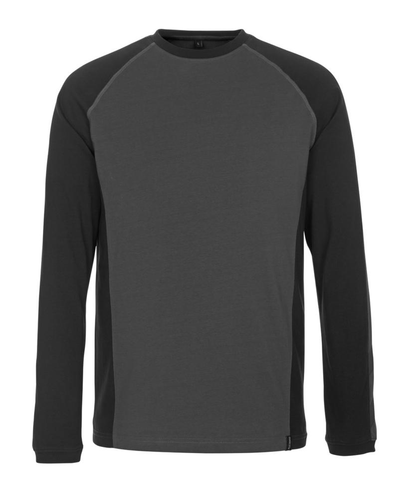 Mascot 50568 Bielefeld Men T-shirt Long Sleeve, Size - 3XL