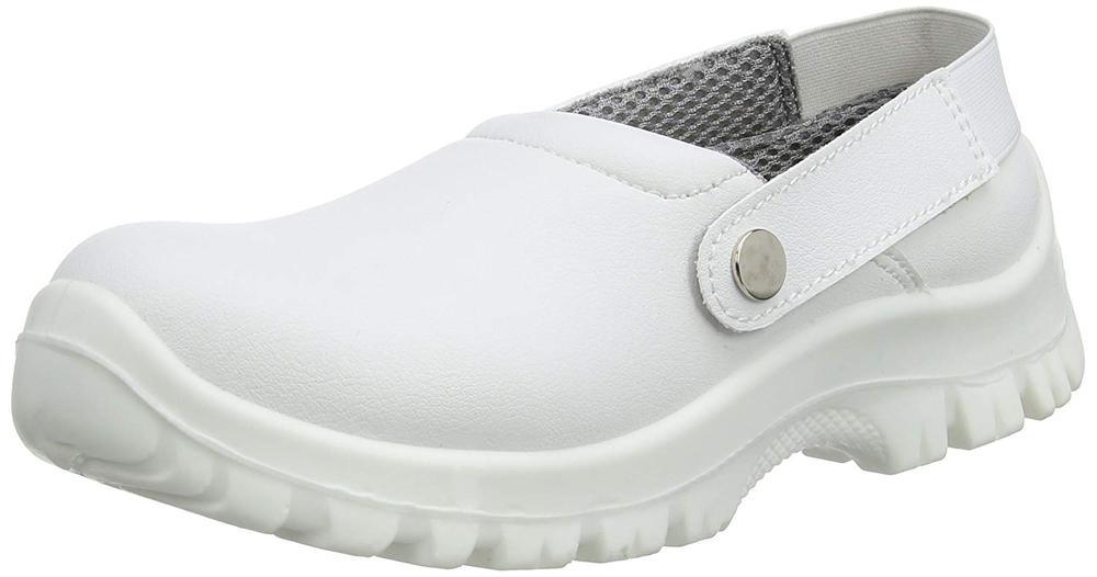 Blackrock SRC02 Hygiene Safety Clog Shoes White, Size - 8