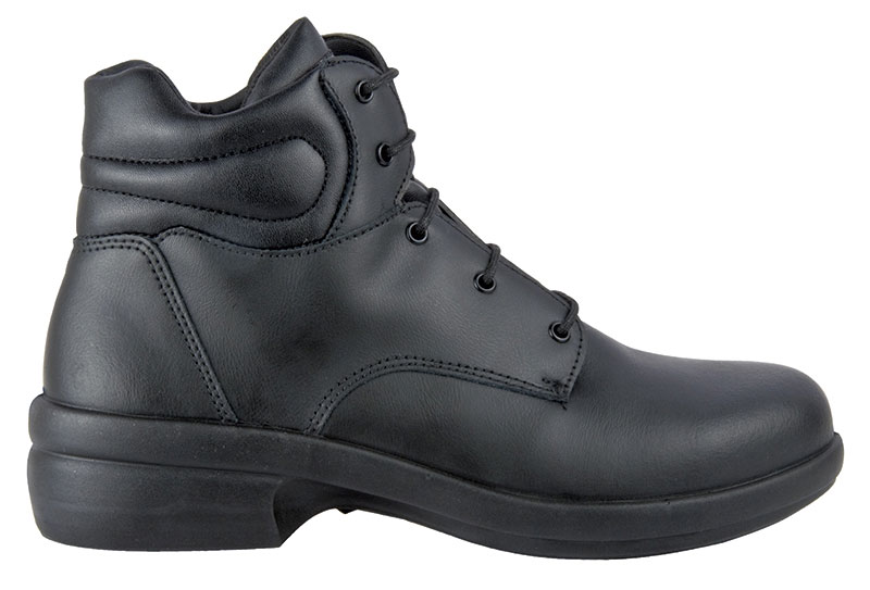 Cofra Lorely Black Leather S2 SRC Ladies Safety Boots