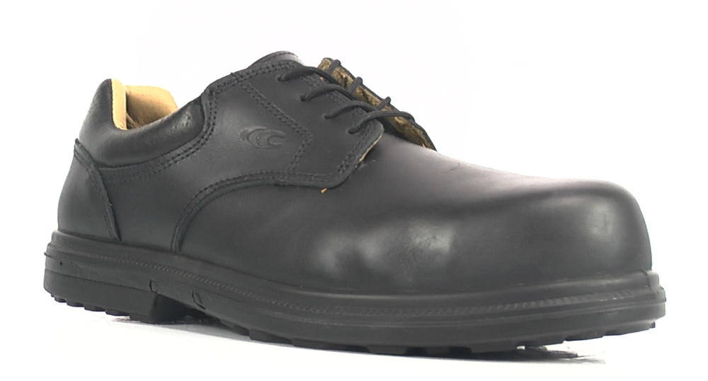 Cofra Burnley S3 SRC Metal-Free Black Safety Shoes