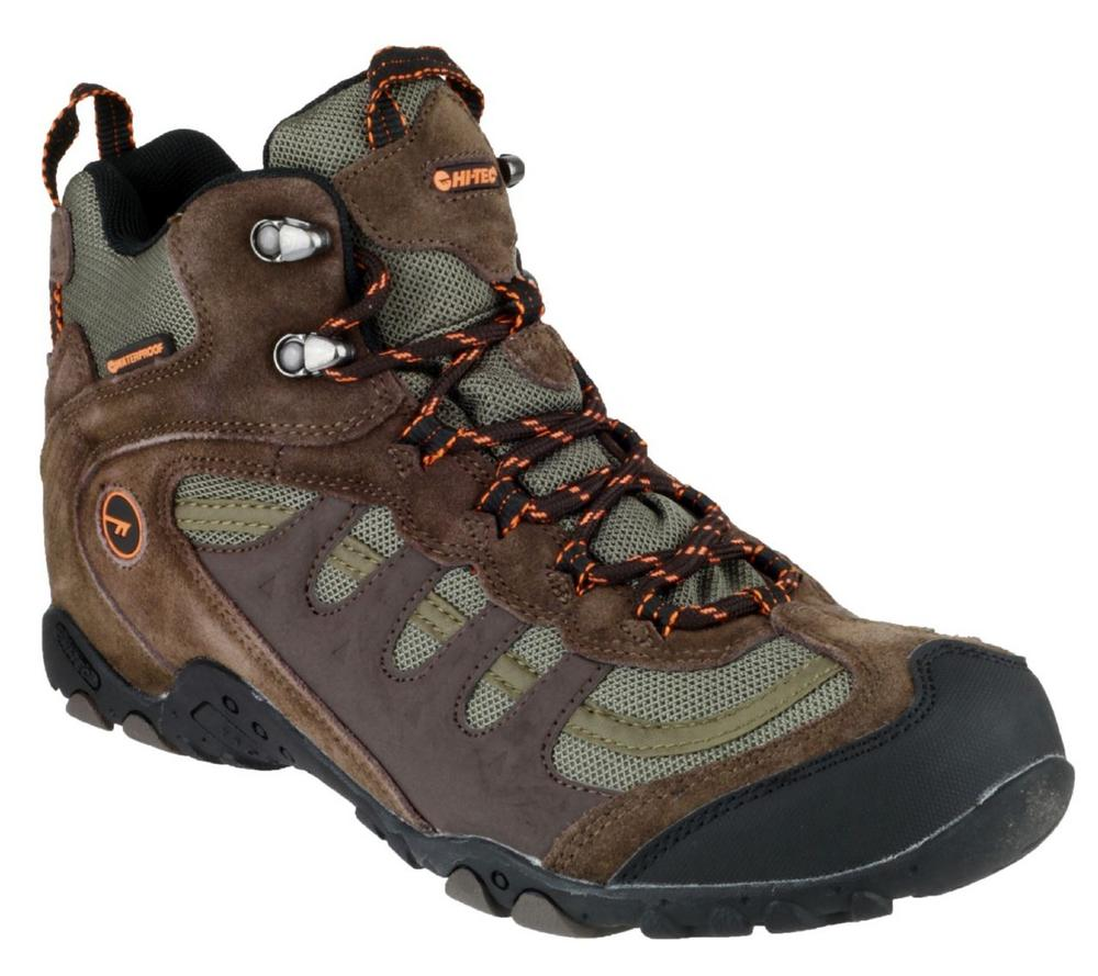 Hi-Tec Penrith Mid Men's Boot Waterproof Hiker Walking Boots