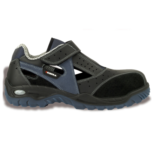 Cofra Beat S1 P Metal Free Safety Sandals, Size - 9