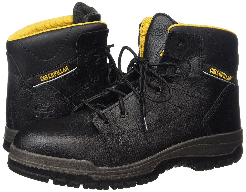 caterpillar boots steel toe cap outlet