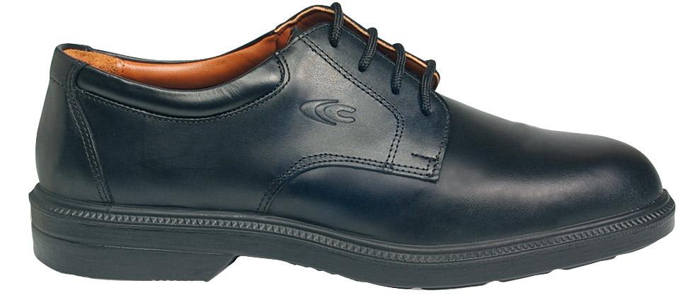 Cofra Euclide O2 SRC FO Black Non-Safety Shoes