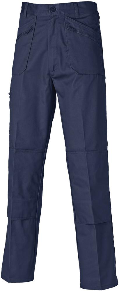 Dickies WD814 Redhawk Men Action Trousers Navy Size 32
