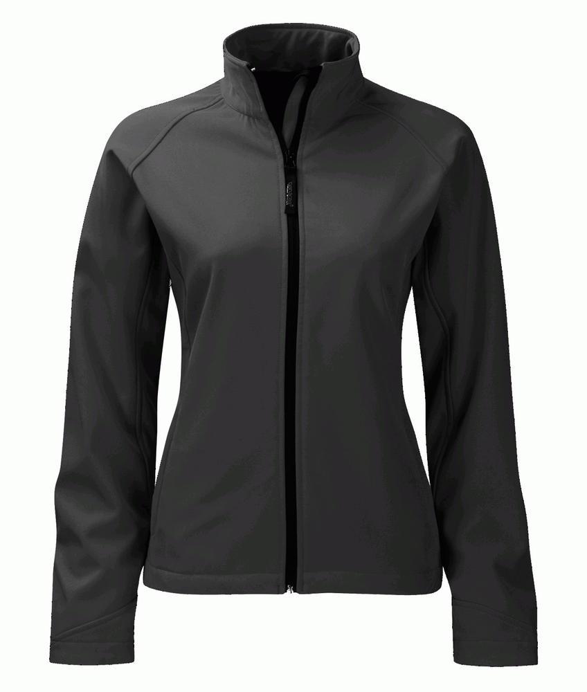 Orbit International SS2L1 Amber Ladies Softshell Jacket - Grey