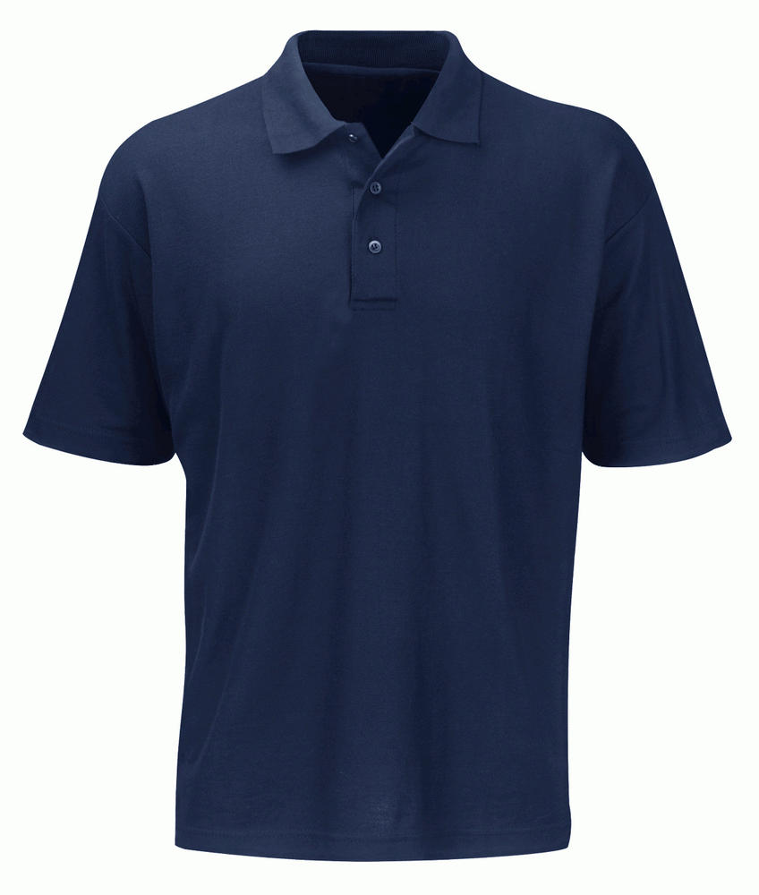 Orbit International PS180 Men Polo Shirt Short Sleeve Navy