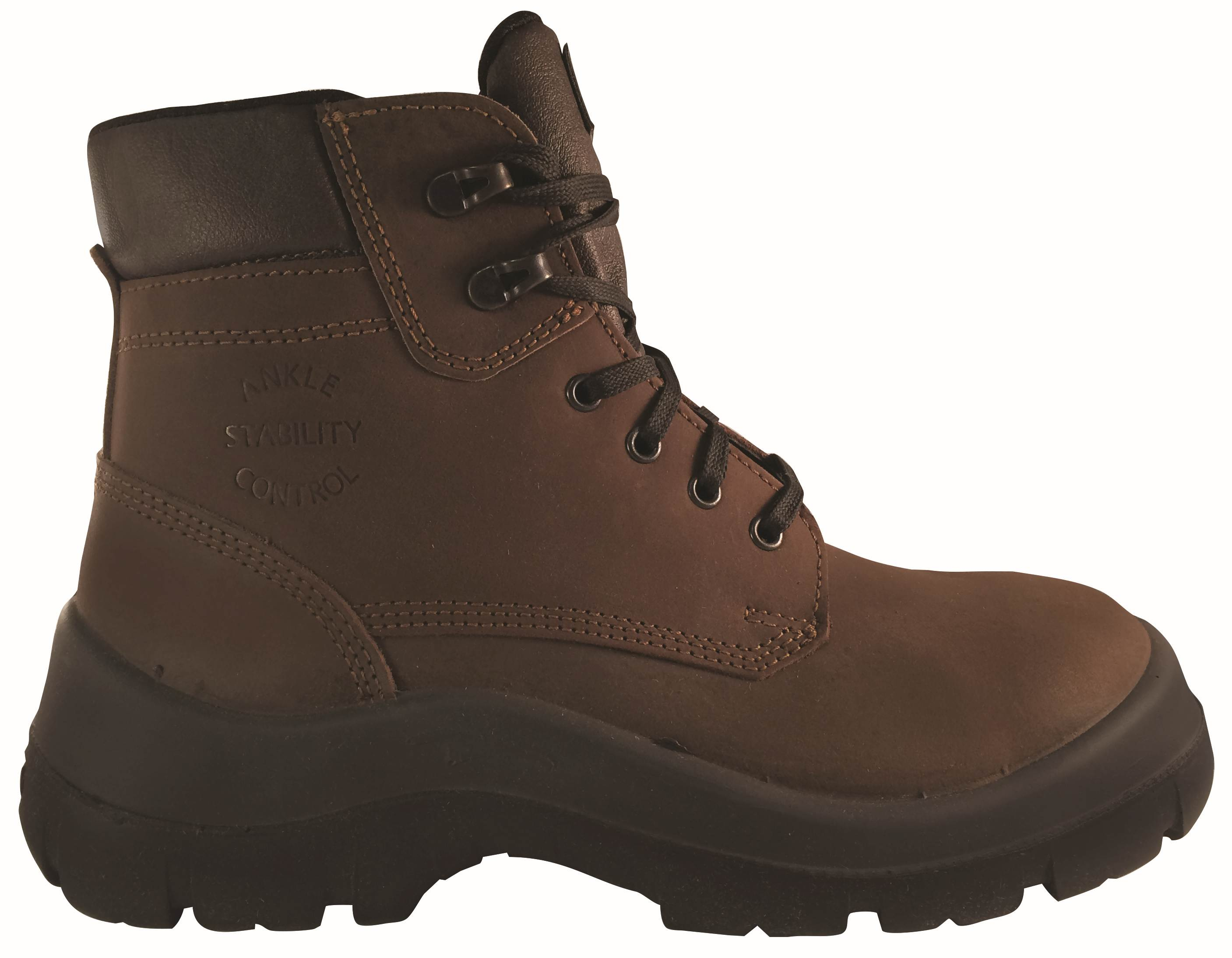 Honeywell Safety Boots Bac'Run Non-metallic Toe Cap Lightweight Bacou 783 S3