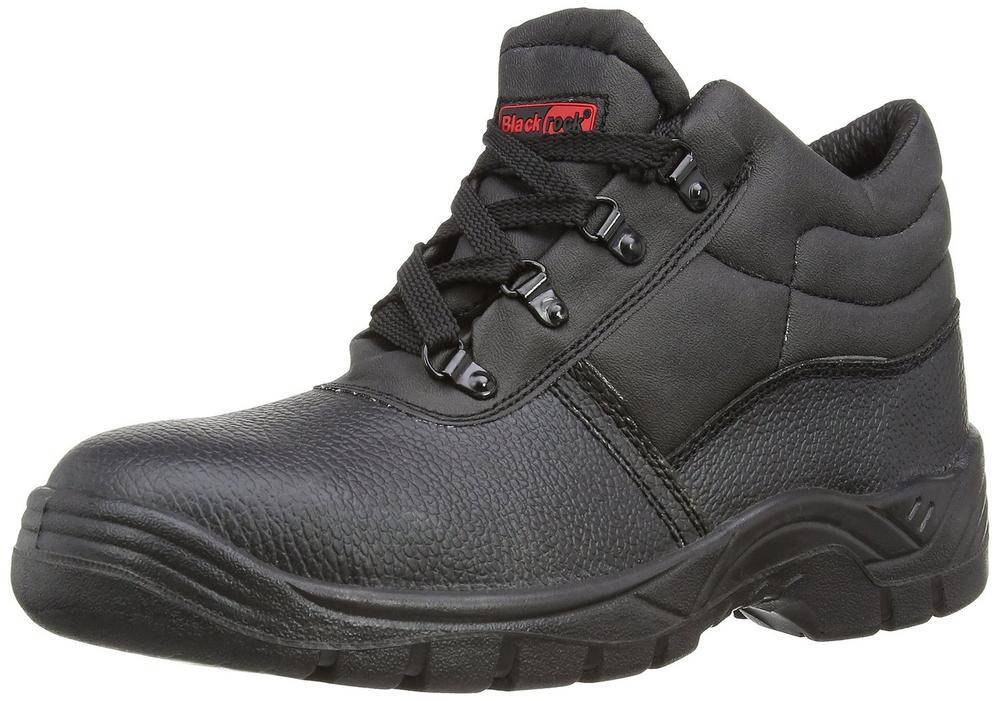 Blackrock SB-P Black Chukka Safety Boot SF02 Steel Toecap & Midsole