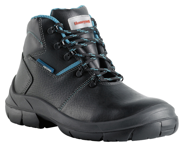 Honeywell Bacou Plomita High Slip Resistance S3 Safety chukka Boot - Black