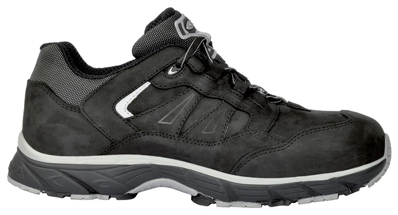 Cofra Ghost Steel Toe Cap S3 SRC Black Safety Trainer Shoe JV013-000