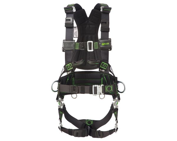 Honeywell 1014807 Miller R7 Wind Full Body Two Points Harness