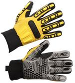 Impacto Dryrigger Impact & Abrasion, Oil & Water Resistant Glove