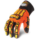 Ironclad KONG Original Oil & Gas Industry Impact Hi-Vis Gloves