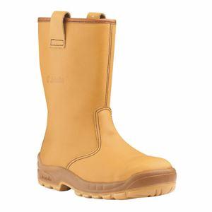 Jallatte Jalartic J0257 Fur Lined Tan Rigger Boot