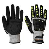 Portwest A729 Men Anti Impact Cut Resistant Thermal Gloves