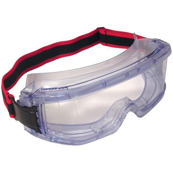 JSP AGN020-441-300 Atlantic IV Anti-Mist Anti-Scratch Clear Safety Goggles