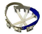 JSP Headmaster Helmets 6 Point Replacement Harness Complete with Sweatband