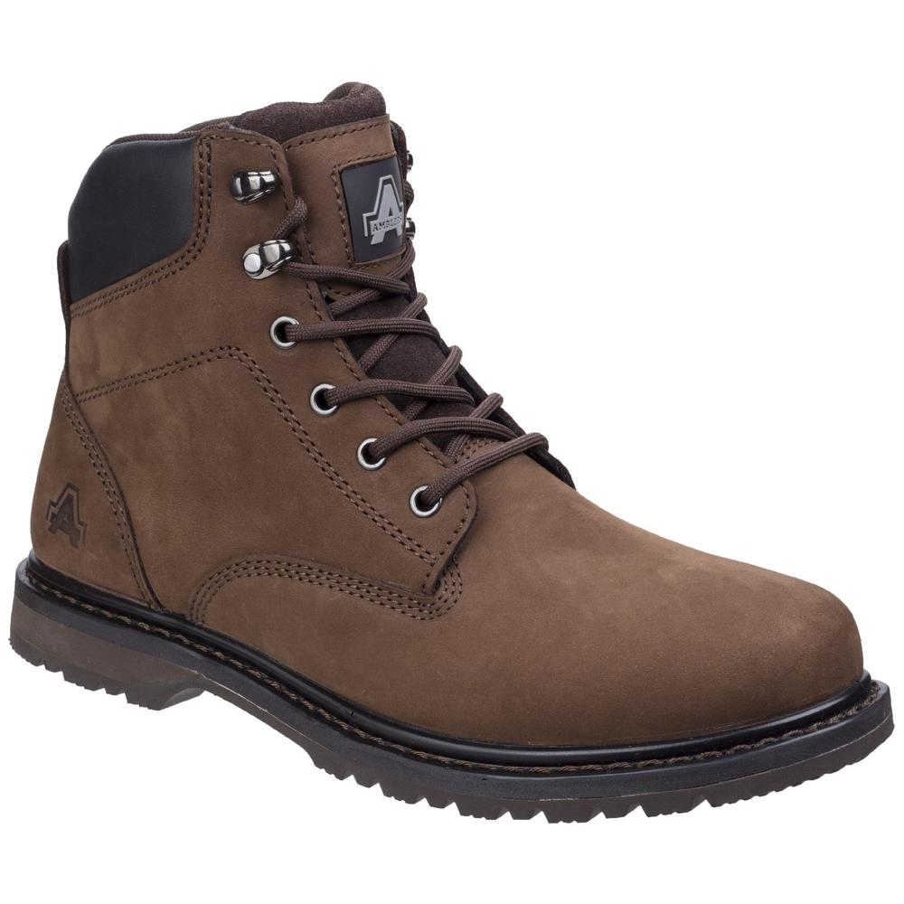 Amblers Millport Waterproof Occupational Lace Up Boots