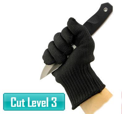 Cut resistance - Level 3