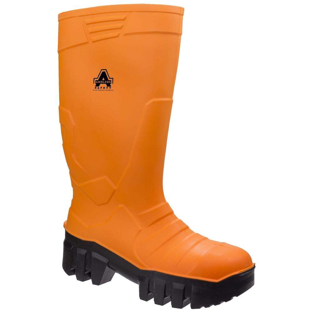 Amblers AS1010 Unisex Safety Wellington Boots Cold Insulated