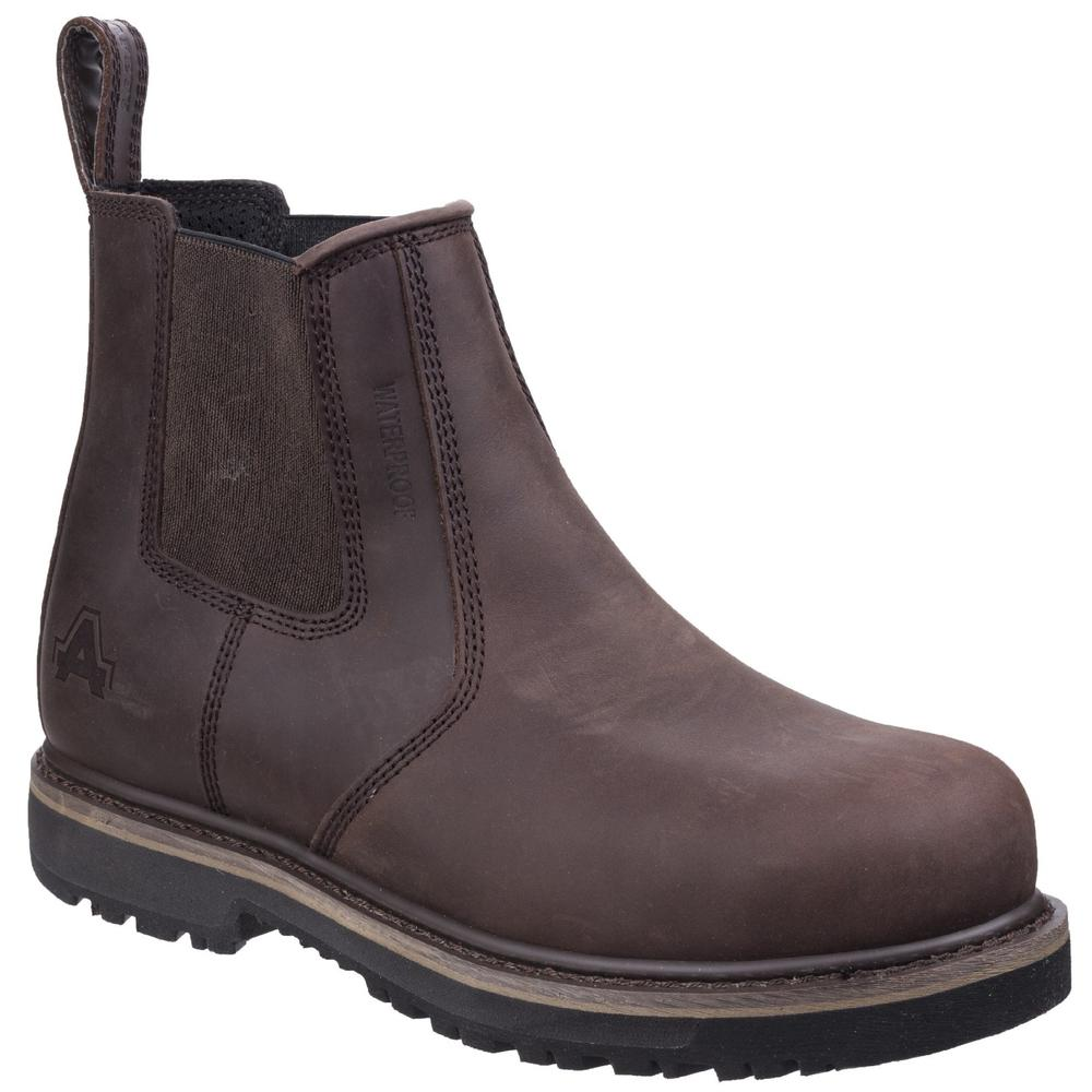 Amblers AS231 Skipton Water Resistant Breathable Safety Dealer Boots
