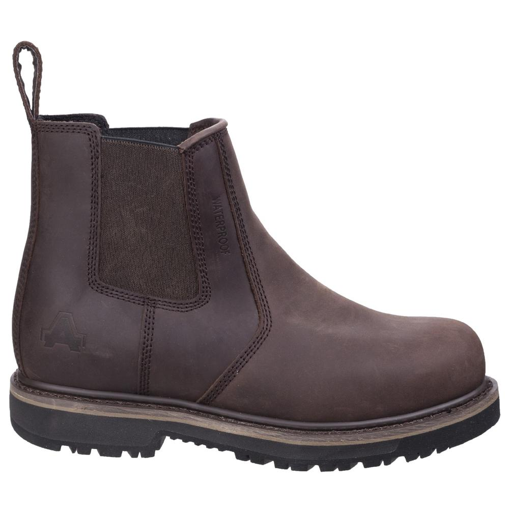 559e48668b4 Amblers AS231 Skipton Water Resistant Breathable Safety Dealer Boots