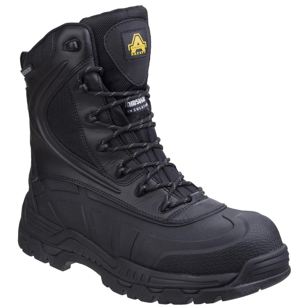 Amblers AS440 Skomer Unisex Waterproof Safety Boot Metal Free