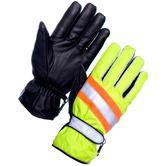 SuperTouch 29443 Hi-Vis Super Vision Gloves, Size - Large