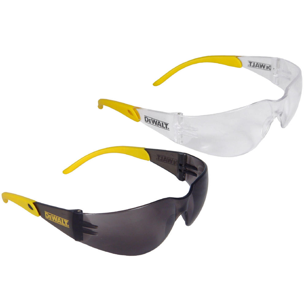 DeWALT DPG54 Protector Wraparound Safety Spectacles