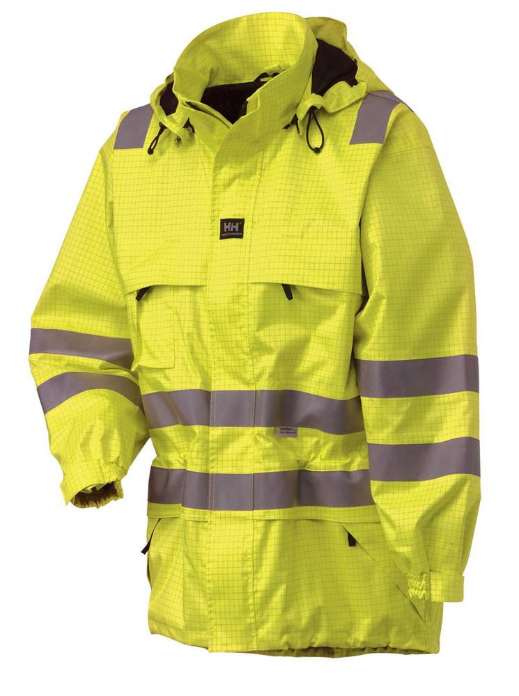 Helly Hansen Rothenburg 71327 Waterproof Flame Retardant Hi-Vis Jacket