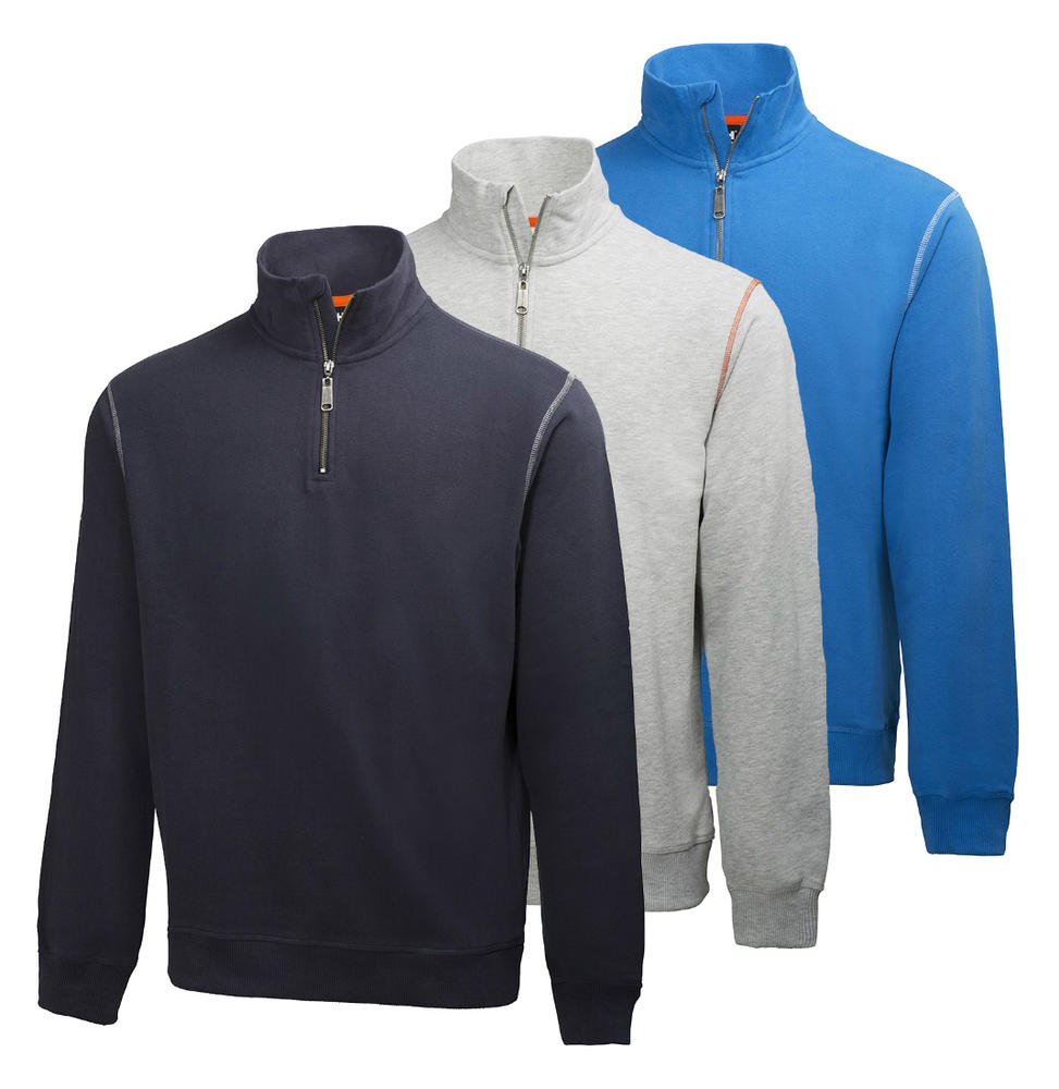 Helly Hansen Oxford Hz 79027 Half-zip Opening Sweater