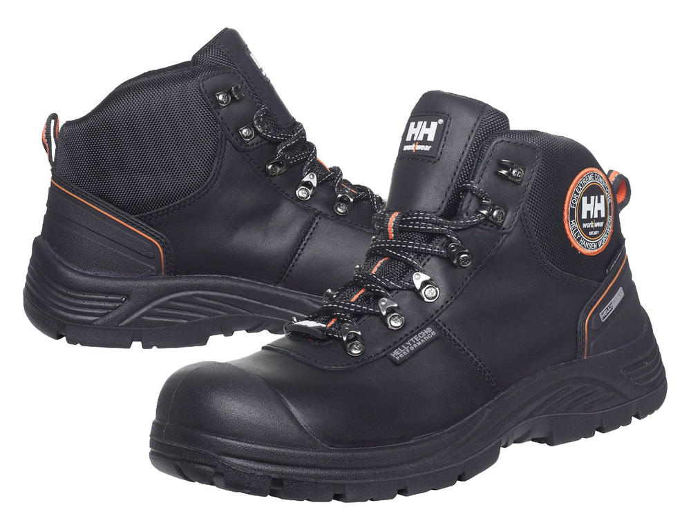 Helly Hansen 78250 Chelsea Mid Cut Composite Toe Waterproof S3 Safety Boot