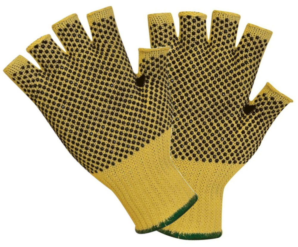 Polyco Touchstone Grip Fingerless Glove Cut 3 Resistant Size 7